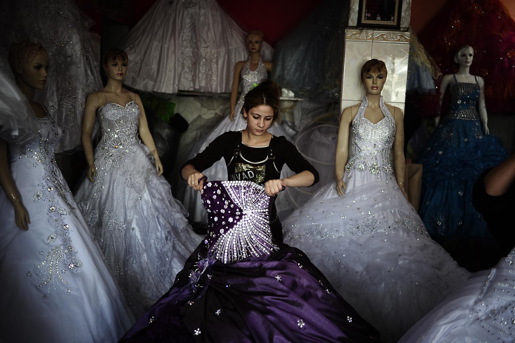 Photo: Ayman Oghanna, 2012 Emerging Photojournalist finalist.