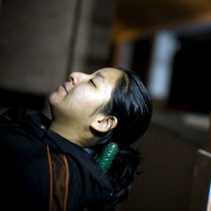 NayanTara Gurung Kakshapati. Photo: Sarah Holocombe