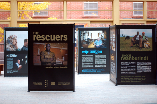 The Rescuers at Yale University