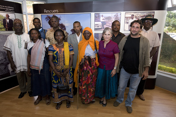 The Rescuers in Rwanda