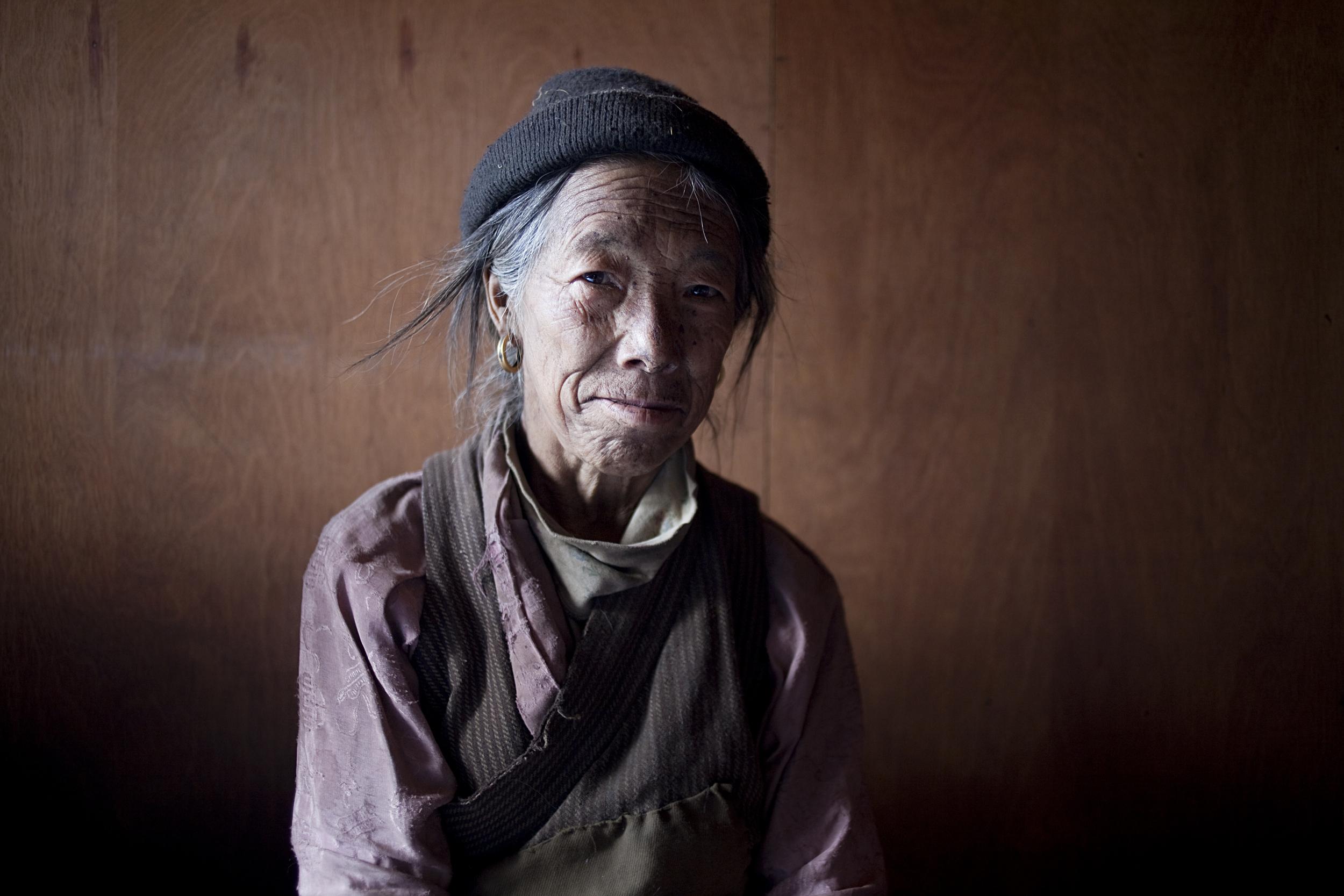 """06. """"Nepali Woman 1"""""""