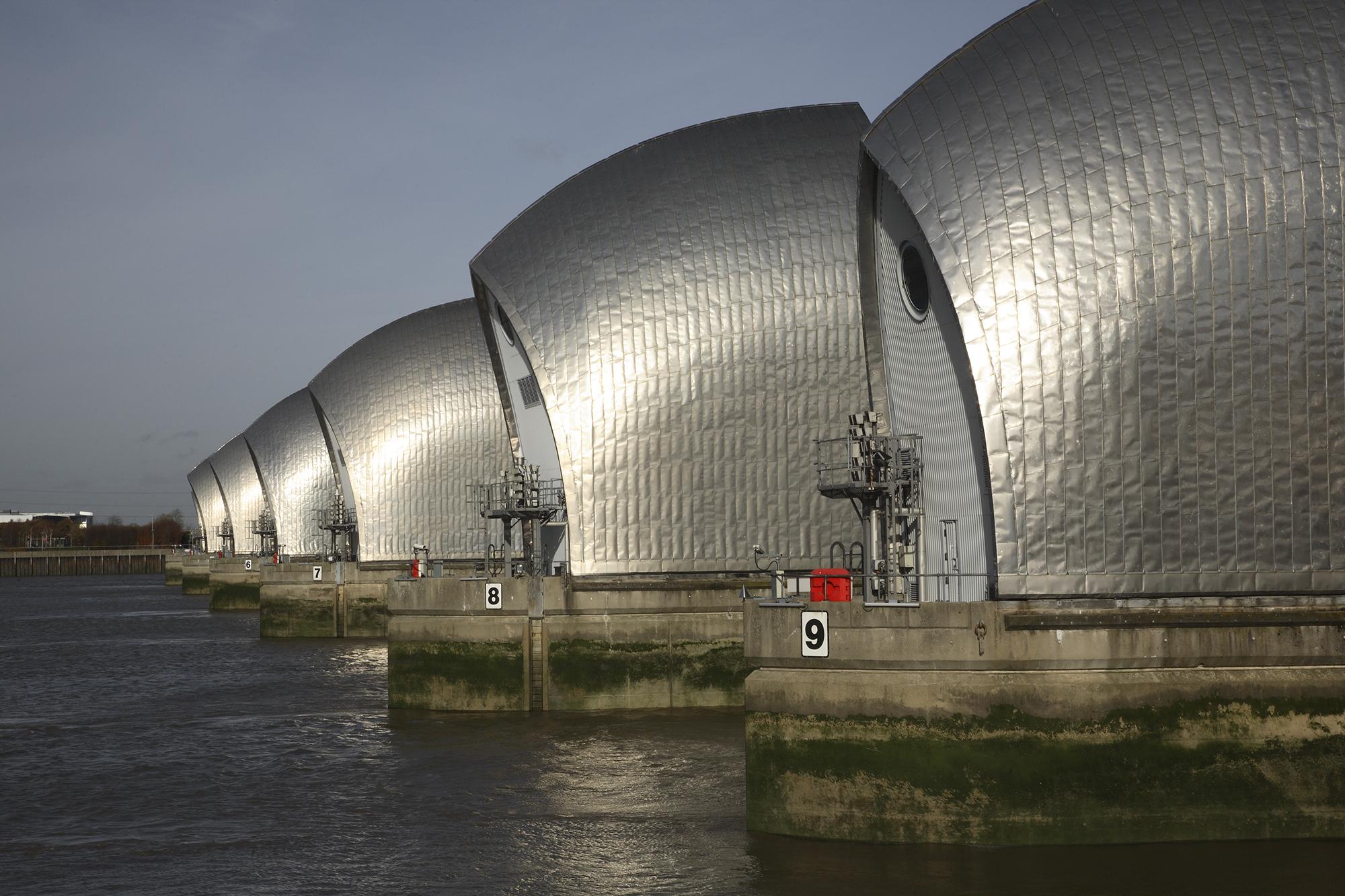 """04. """"Thames Barrier"""""""