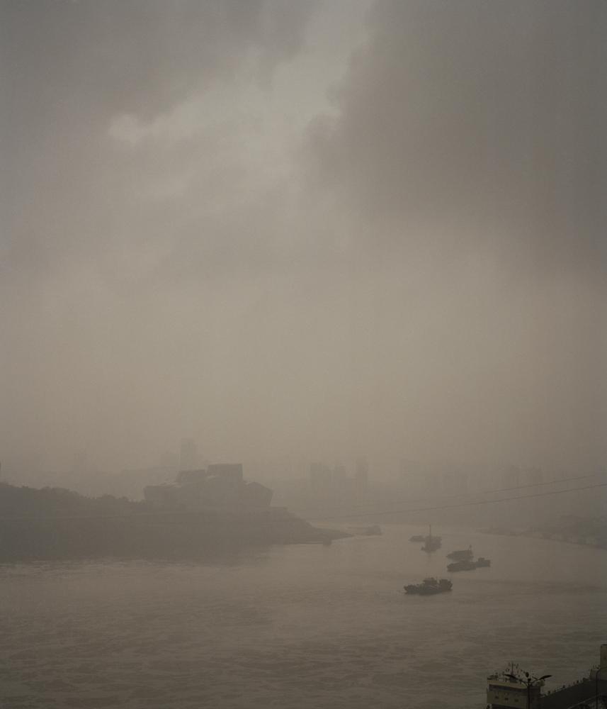 "05. ""Yangtze River in Fog"""