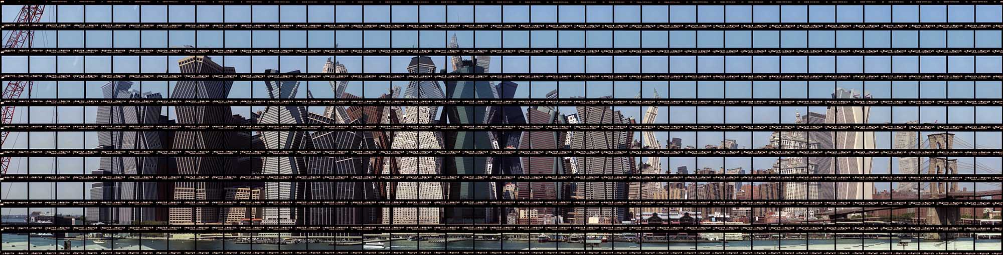 """11. """"New York Lower Manhattan Panorama"""""""
