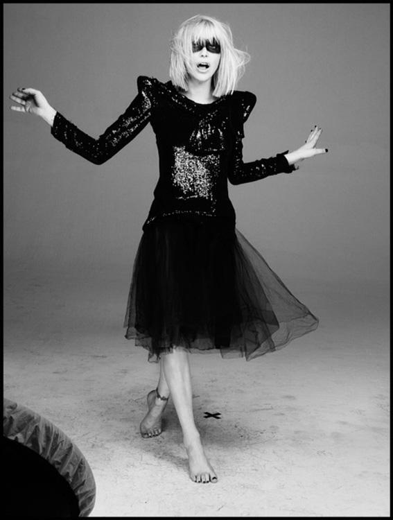 "38. ""Courtney Love, New York City 2009"