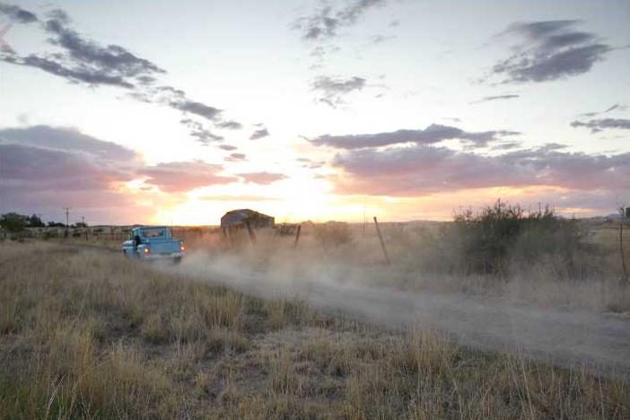"""46. """"Pickup Truck: Marta, Texas"""""""