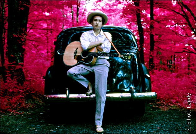 "58. ""Bob Dylan Infrared"""