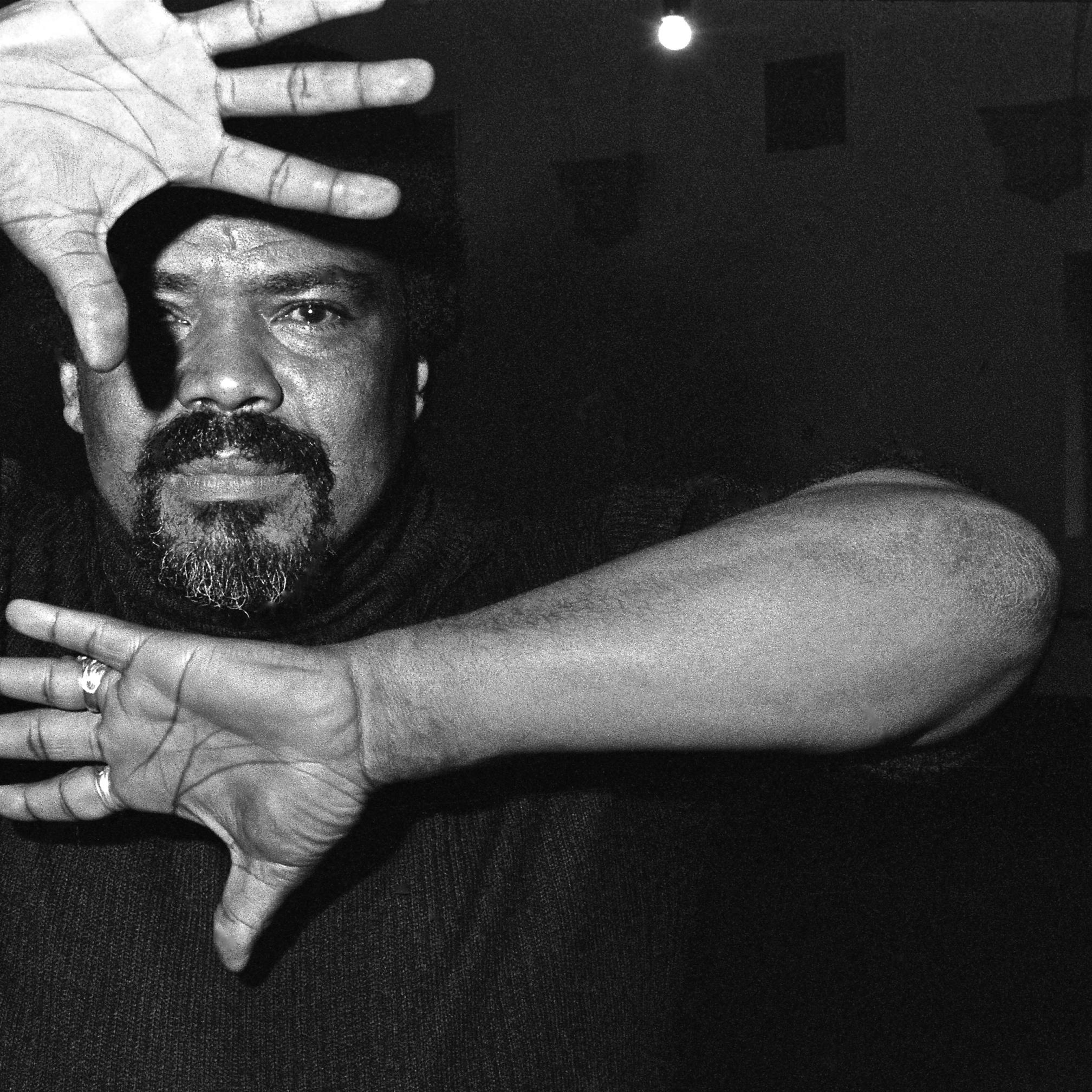 """54. """"Portrait of Alvin Ailey"""""""