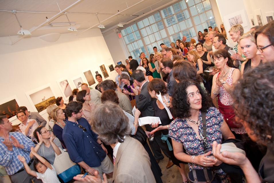 PROOF's Annual Bebefit Auction 2013 (Photo: Margarita Corporan).