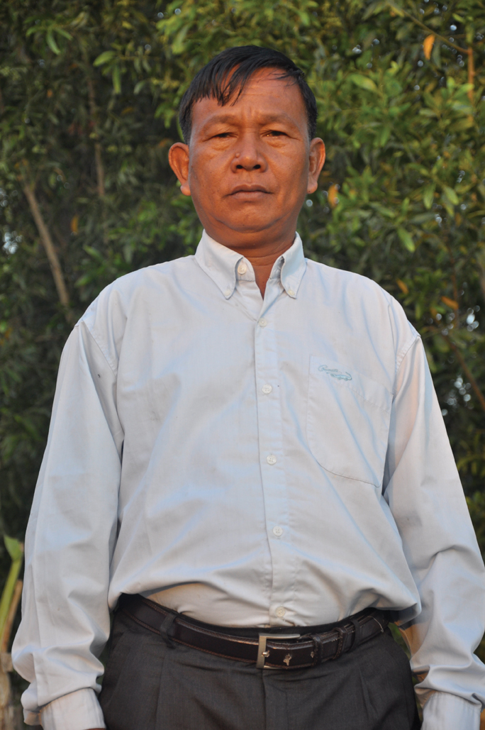 Cambodian Rescuer, Duch Keam.