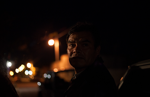 Honourable Mention Michelle  Gerster's series documented the struggle of Carlos Leon Mendizabal, a  Mexican man who was deported from the US, and has had to leave behind  his family.