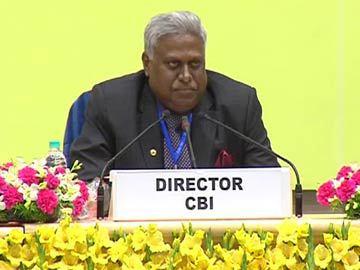 Photo: CBI Director Ranjit Sinha (NDTV)
