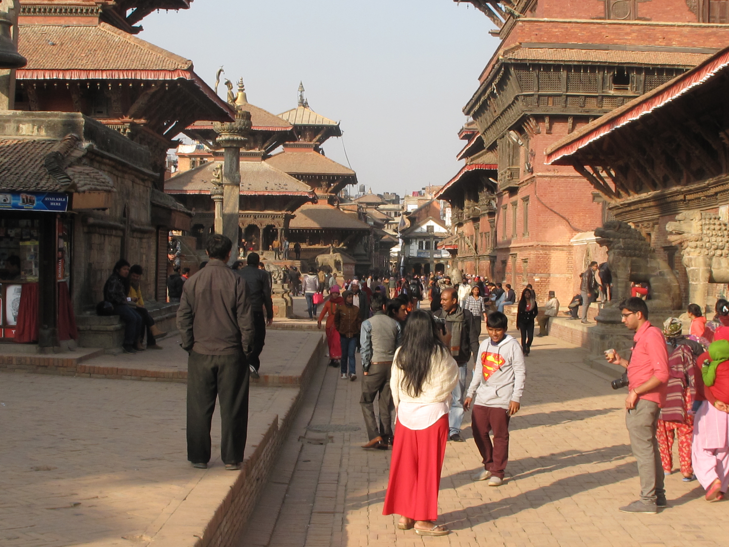PROOF travels in Nepal. Photo: Honey Bernstein.