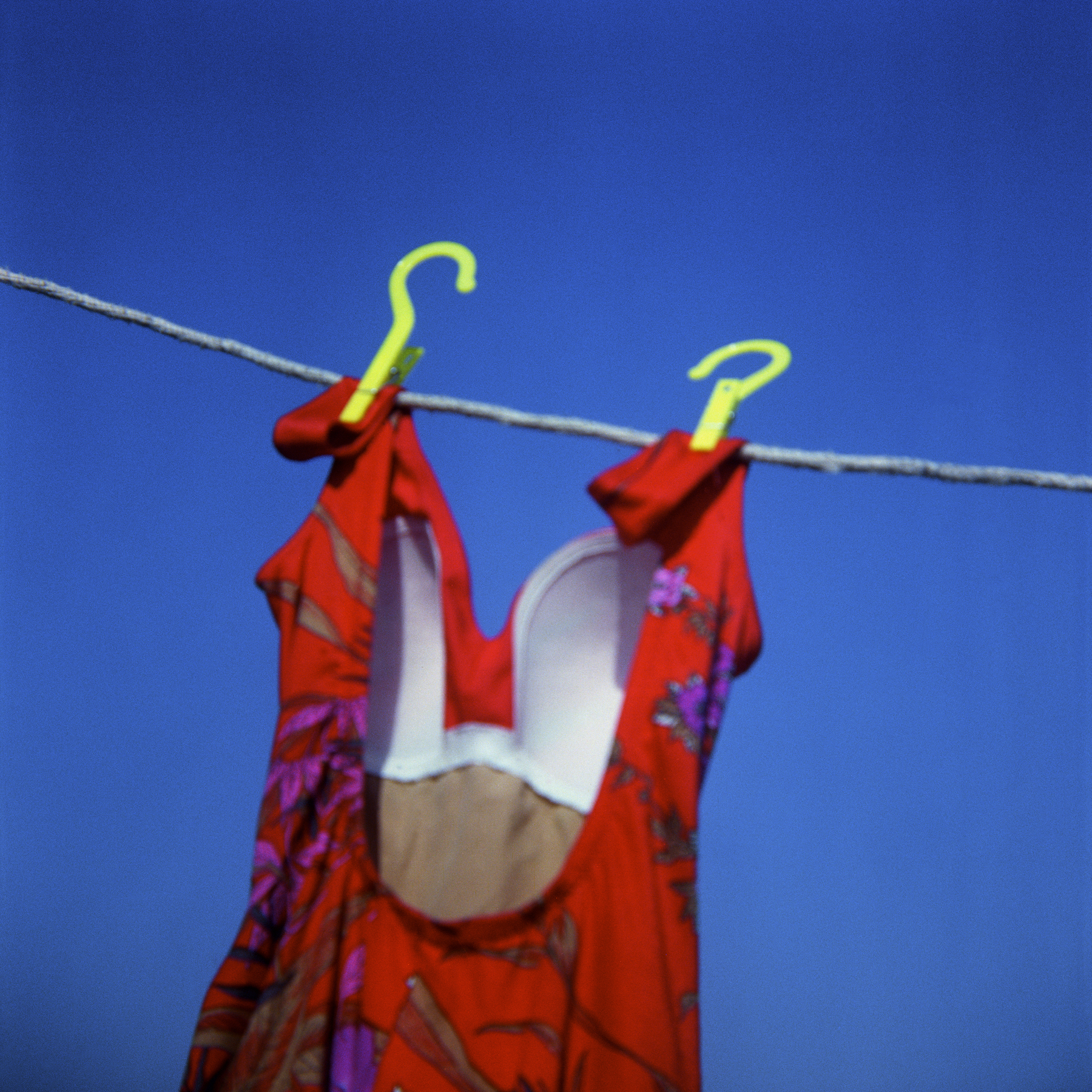 "David Katzenstein's ""Bathing Suit"" will be displayed at PROOF's 5th Annual Auction"