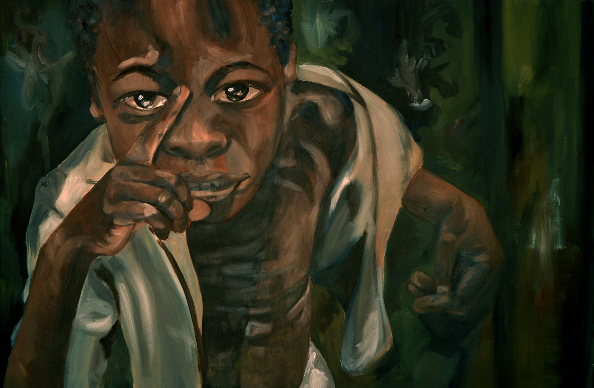 Malachi - Oil on Canvas