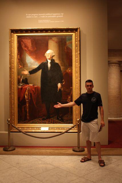 The Portrait Galler was also fun to explore.
