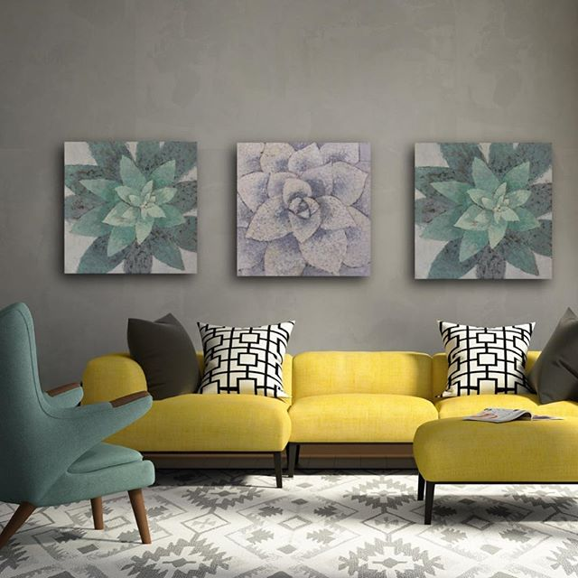 Print it and hang it - affordable contemporary art. #vancannonart