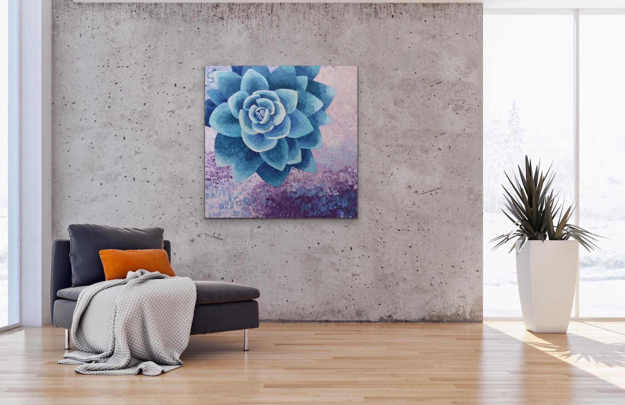 #gardenflags #succulent #succulent art #southwest #desertart