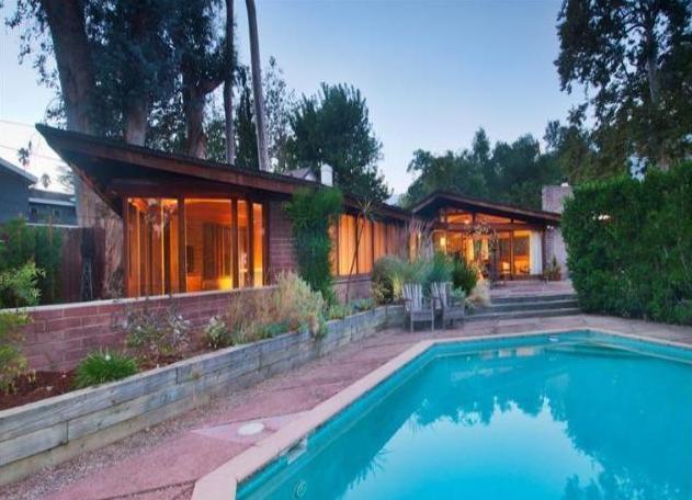 Lloyd Wright in Pasadena 6