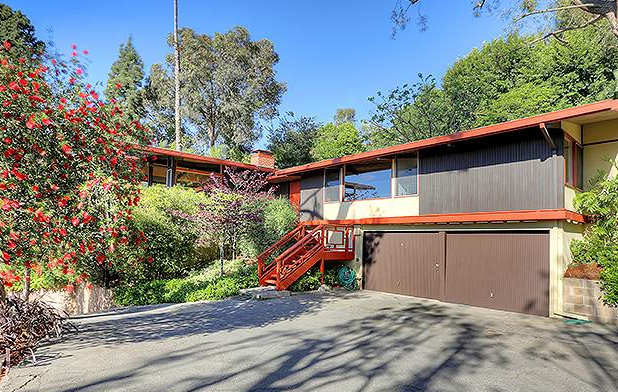 Built in 1957 and maintained beautifully, the home retains most of its original charm.