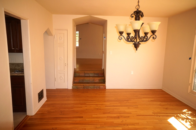 Drop Down Dining Room