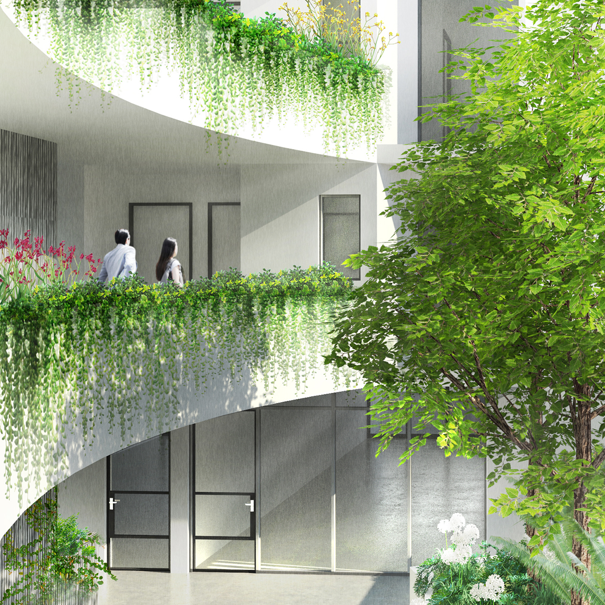 + Carr Place - Landscape [Multi Residential]