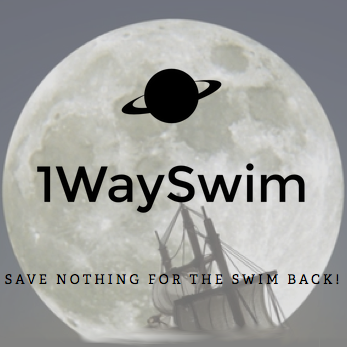 Skip's Squarespace blog centers on one idea: Save nothing for the swim back.