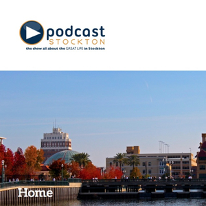 Check out Matt's page for Podcast Stockton, rebuilt and relaunched with Squarespace!