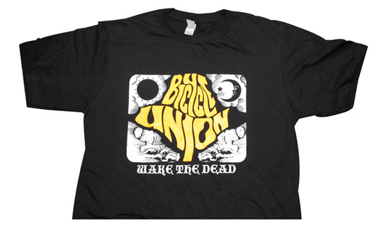 New 60's style ouija board graphic from Bicycle Union....wake the dead!!