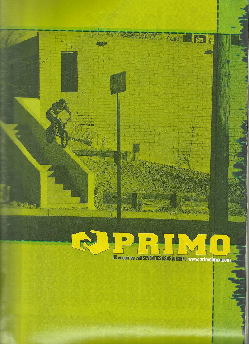 Sandy Primo ad