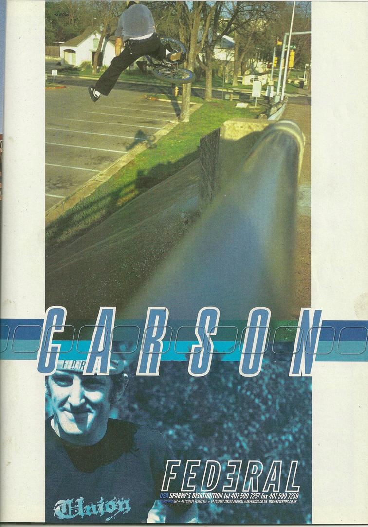 Sandy Federal ad 90's