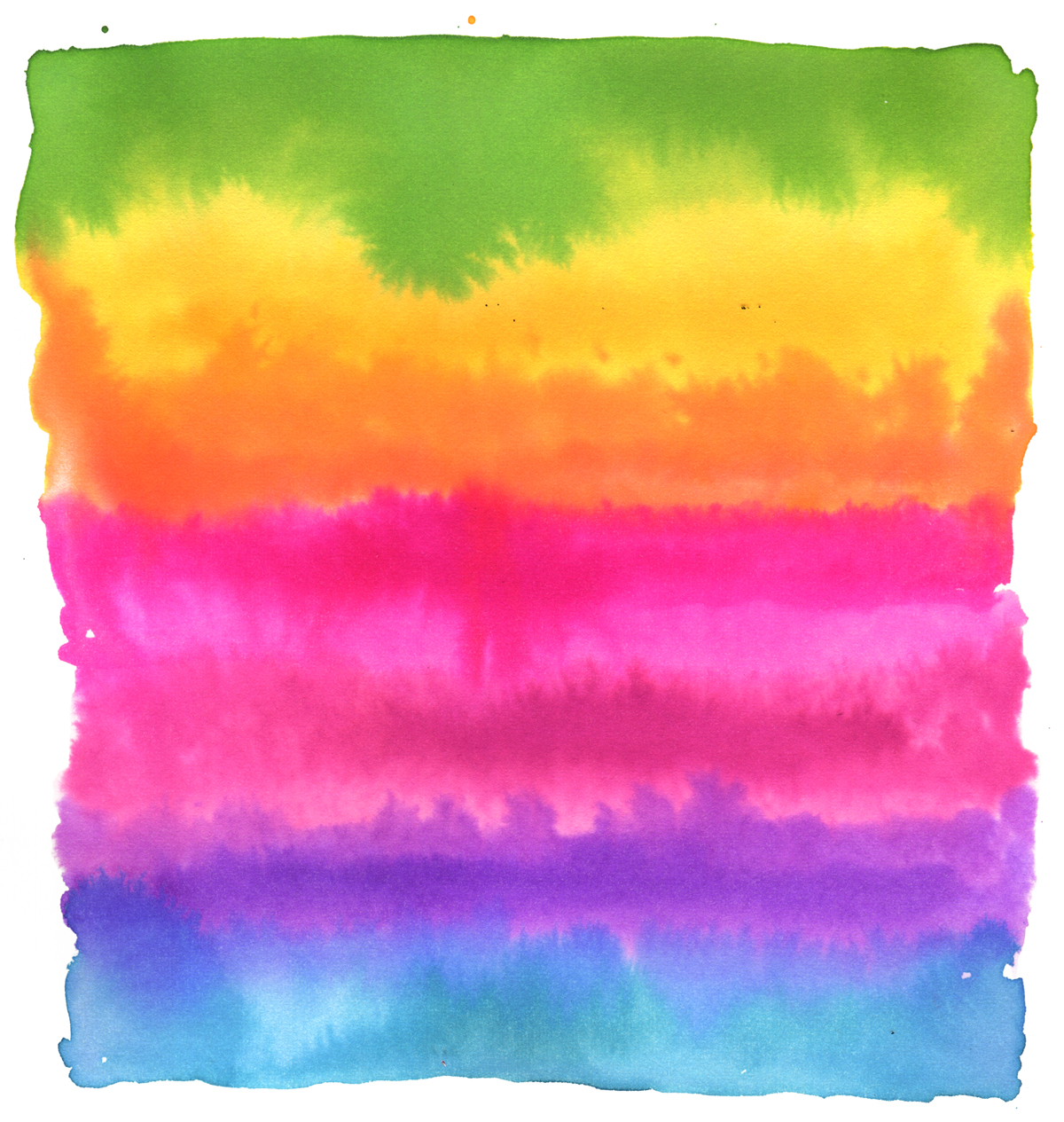 Painted with Dr. Ph. Martin's Radiant Concentrated Watercolors. Highlyrecommended