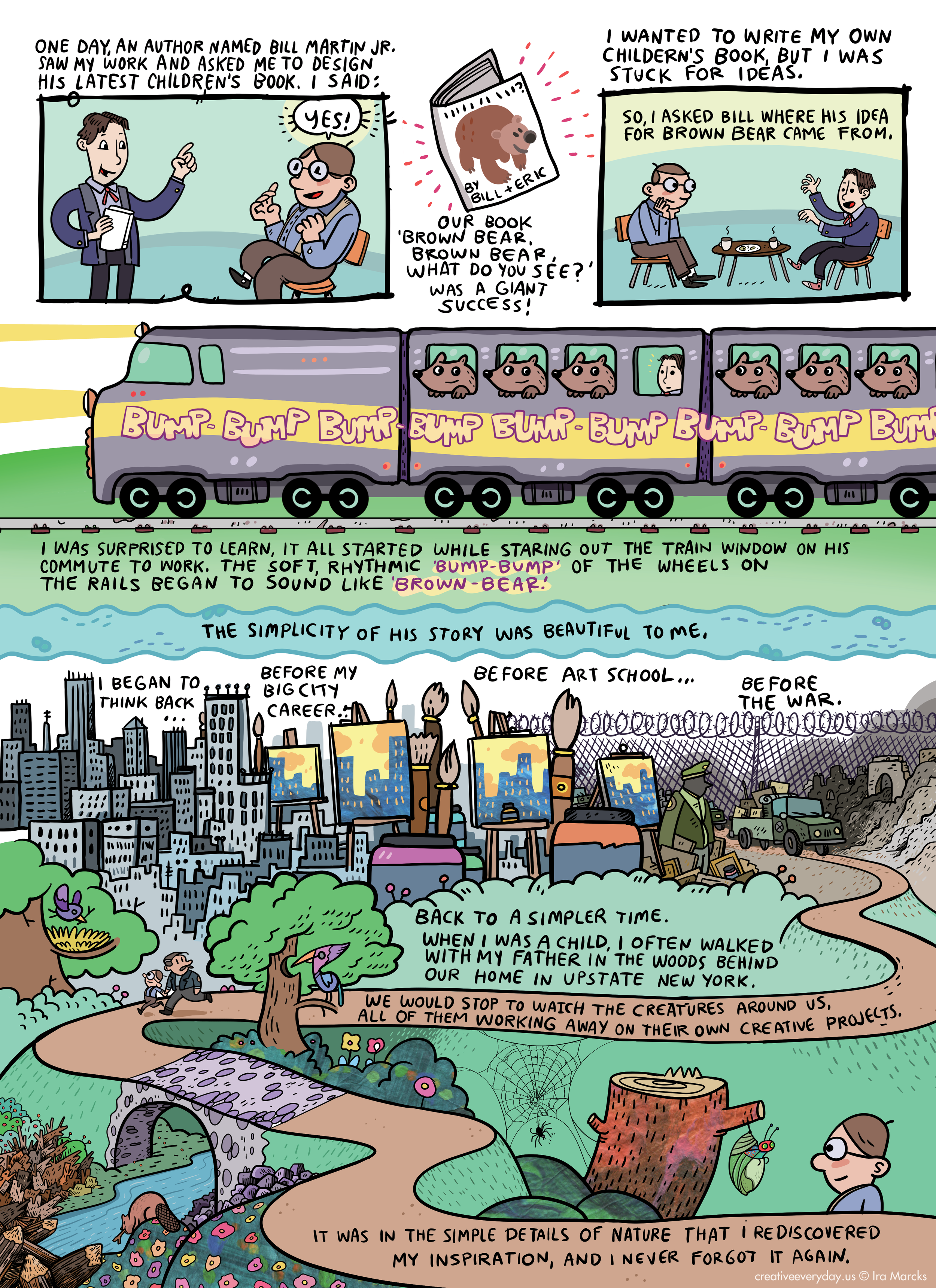 Eric / Illustrator (page 2)