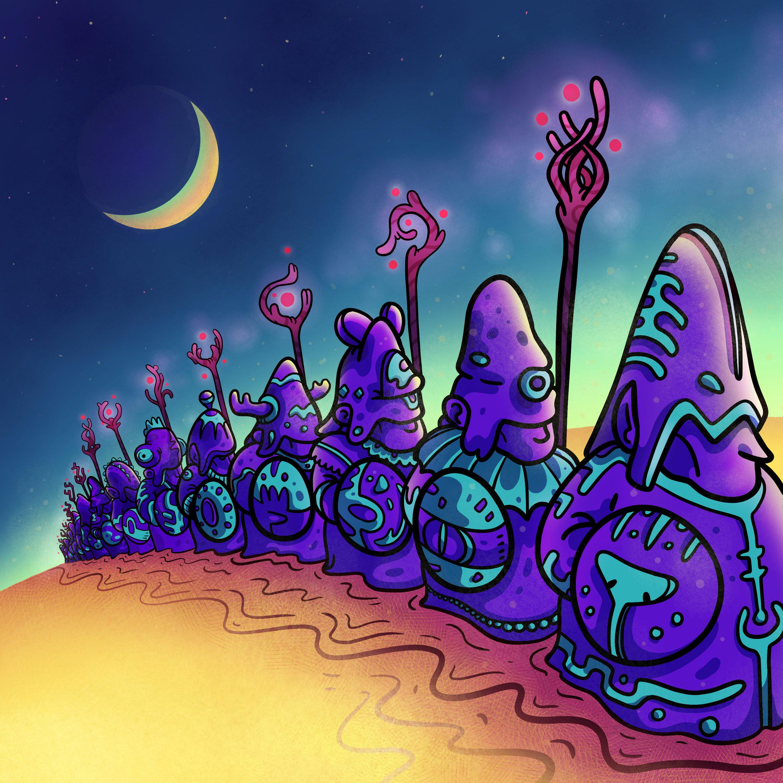 Mad Wanders