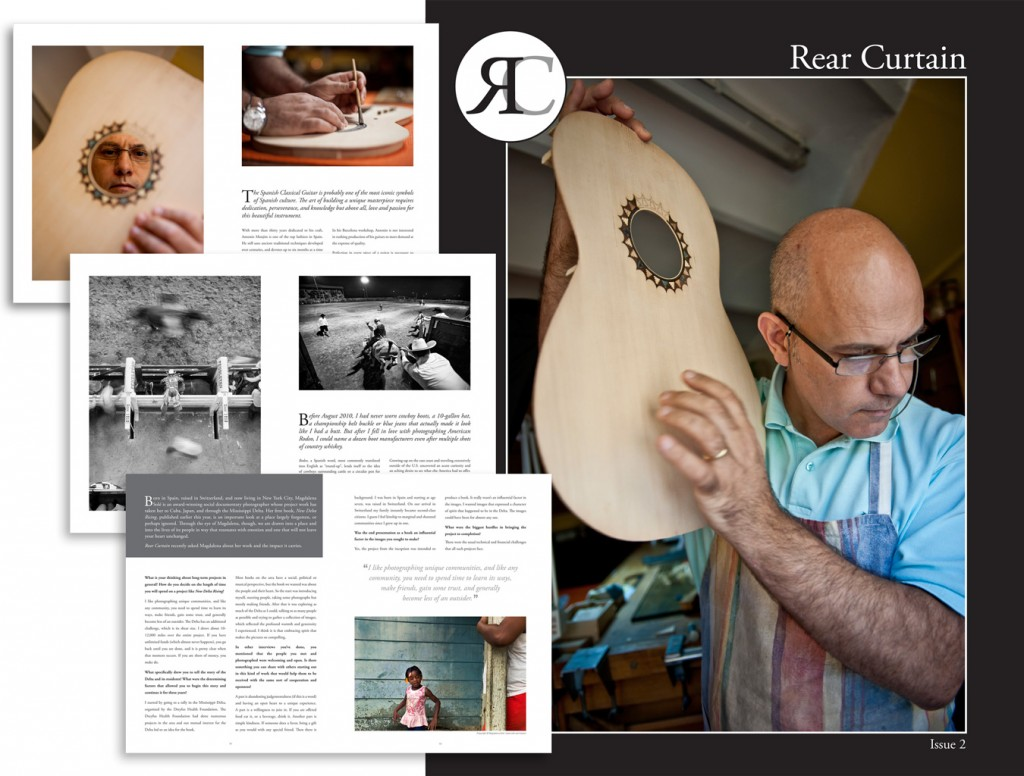 Rear Curtain Magazine, Issue 2