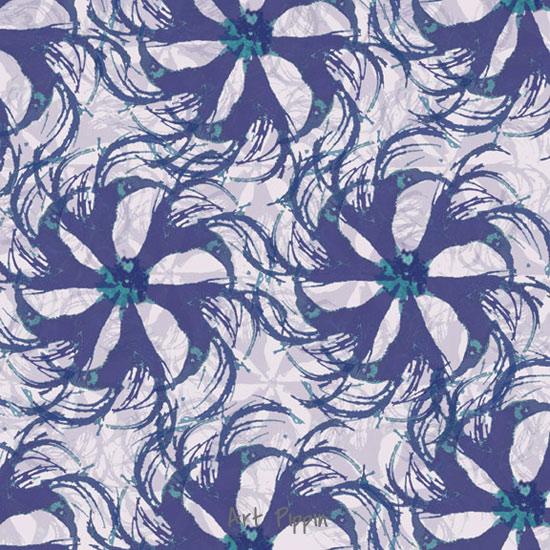 Deep Summer Pattern Pippin Schupbach Art Pippin