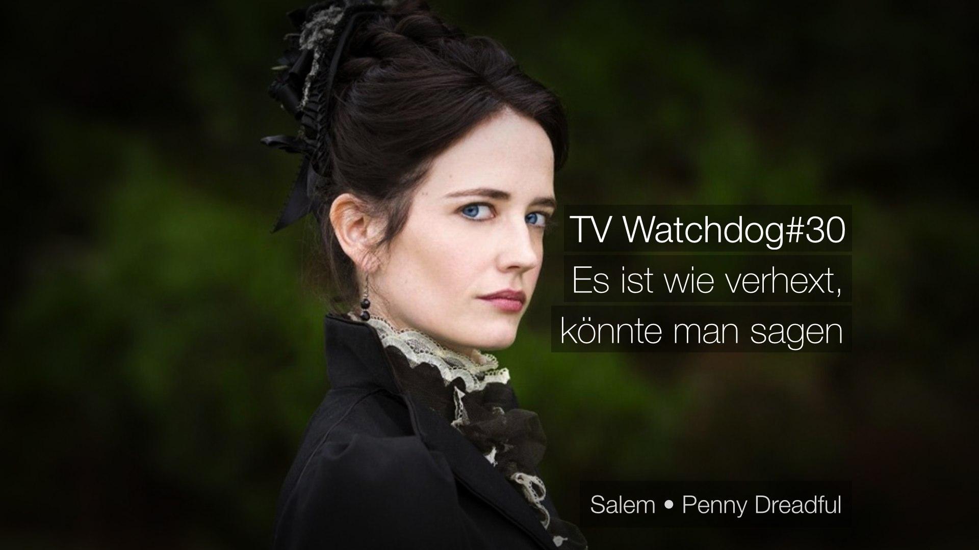TV Watchdog#30 - Es ist wie verhext, könnte man sagen - M  it Benjamin Hahn, Felix Raczkowski und Christian Heinke