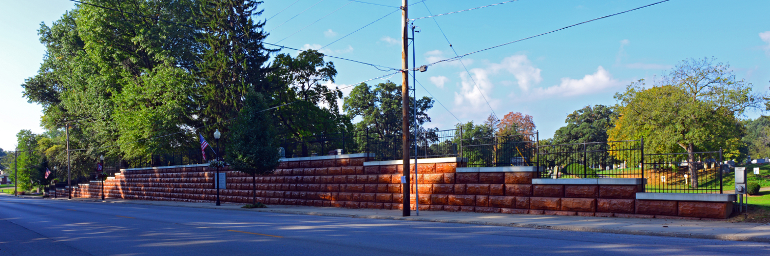 Lewistown Wall