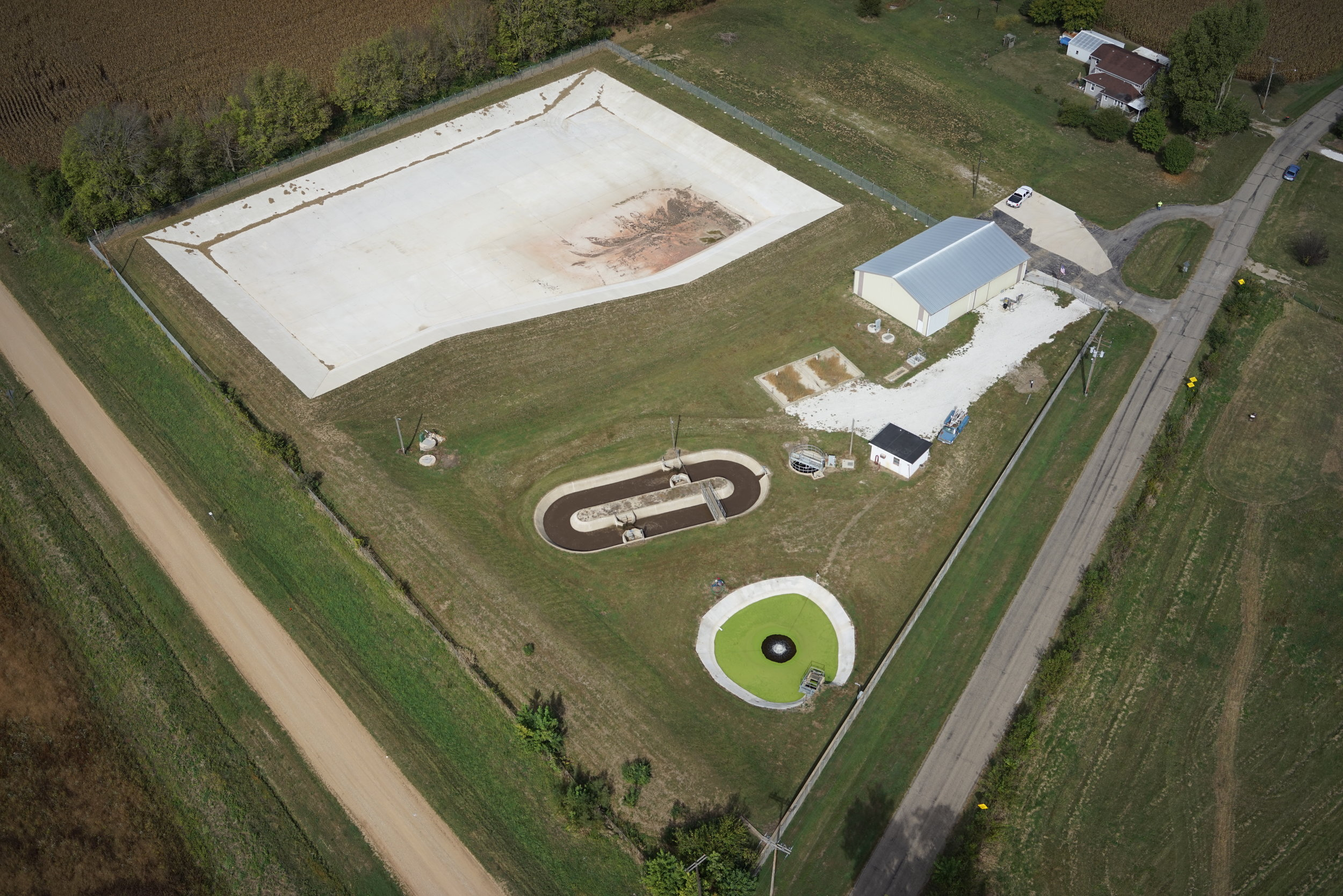 Rural Wastewater Treatment Plant