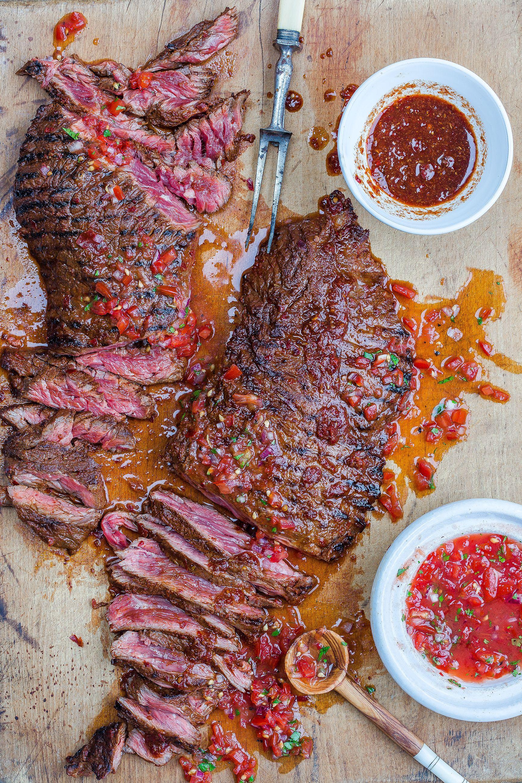 BBQ Carne Asada