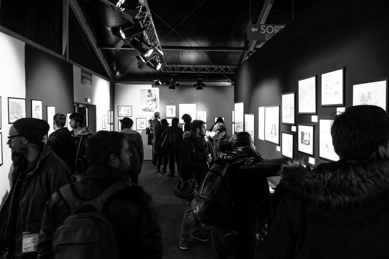 Li Chi-Tak exhibition