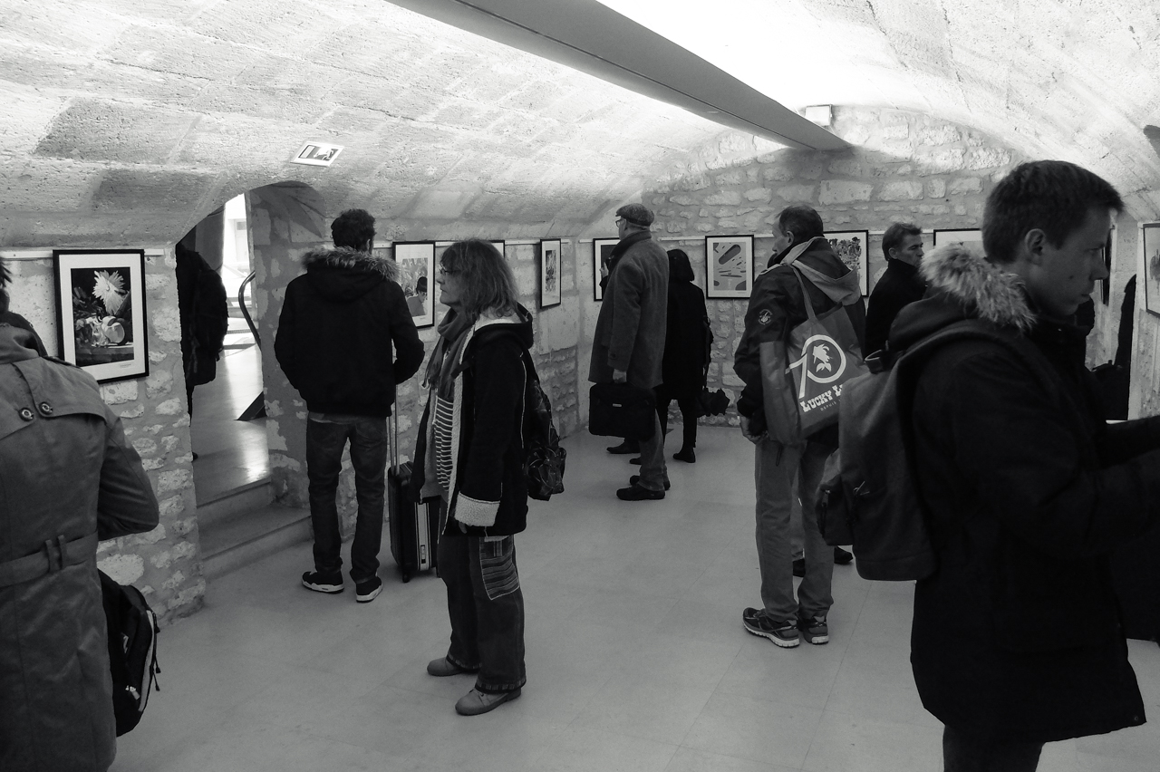 Otomo tribute exhibition