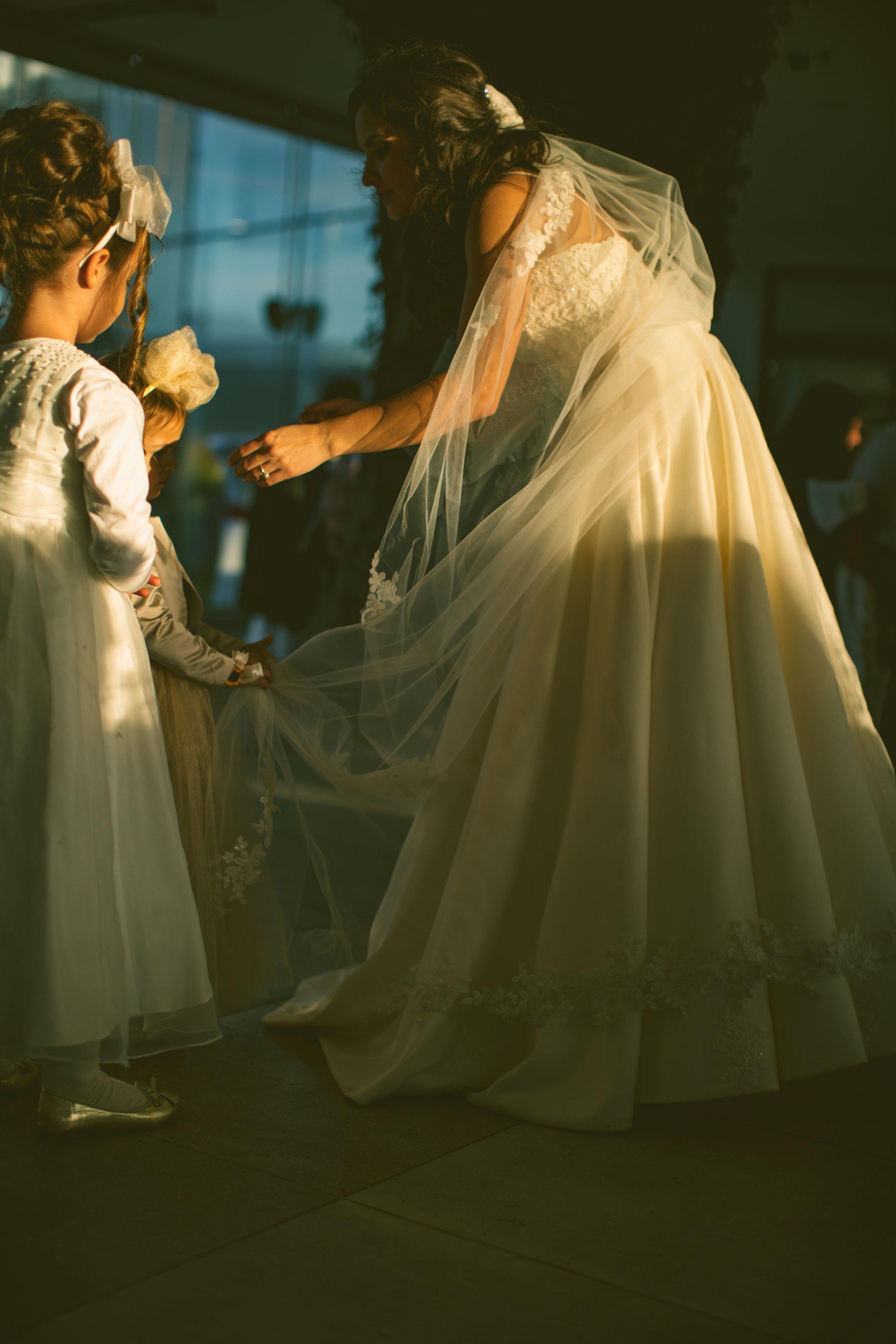 The beautiful bride 🌻