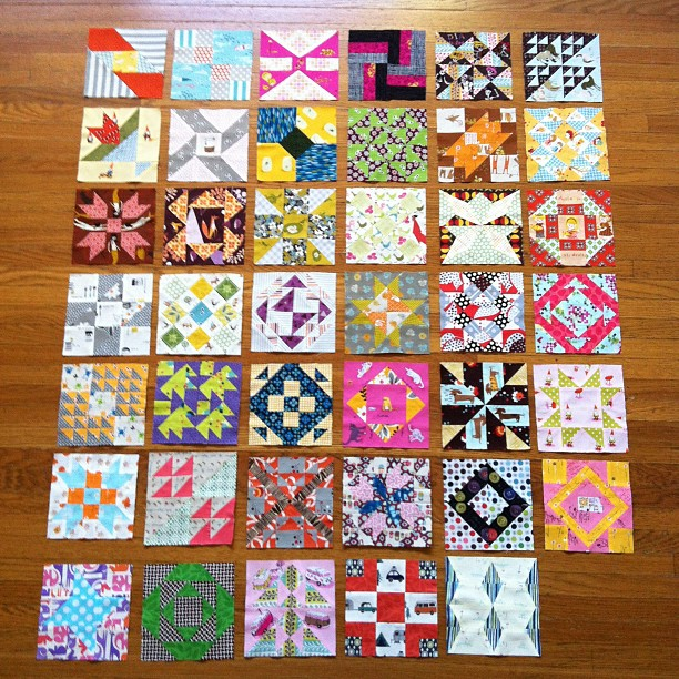 The Farmer's Wife Quilt