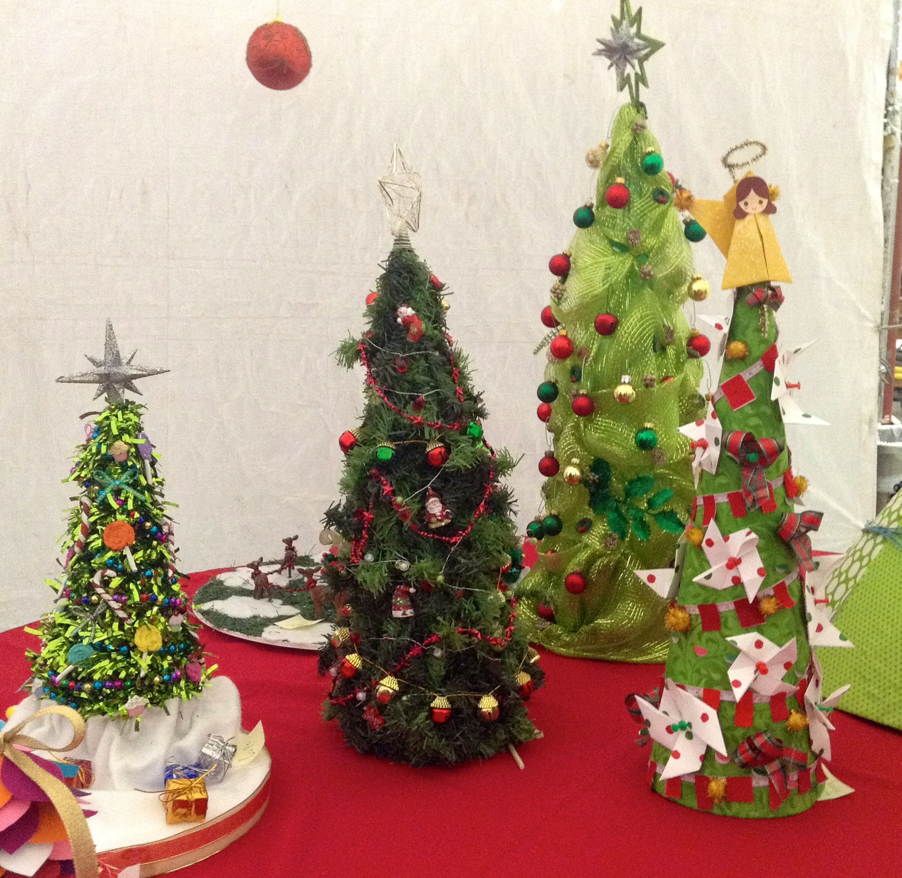 Creative Tree contest!
