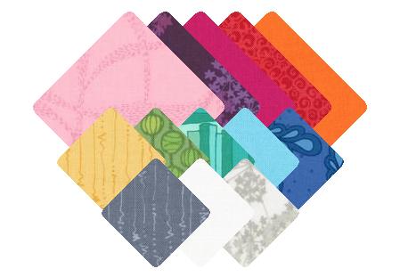 Blueprint Basics: Spring from Valori Wells for Robert Kaufman Fabrics