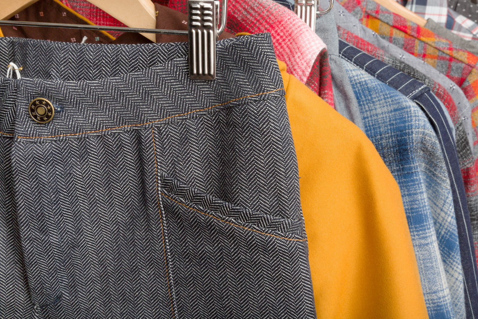 Jamie Jeans   designed by  Named Clothing  and made by   Andrea Taddicken  , featuring   Selvedge Denim