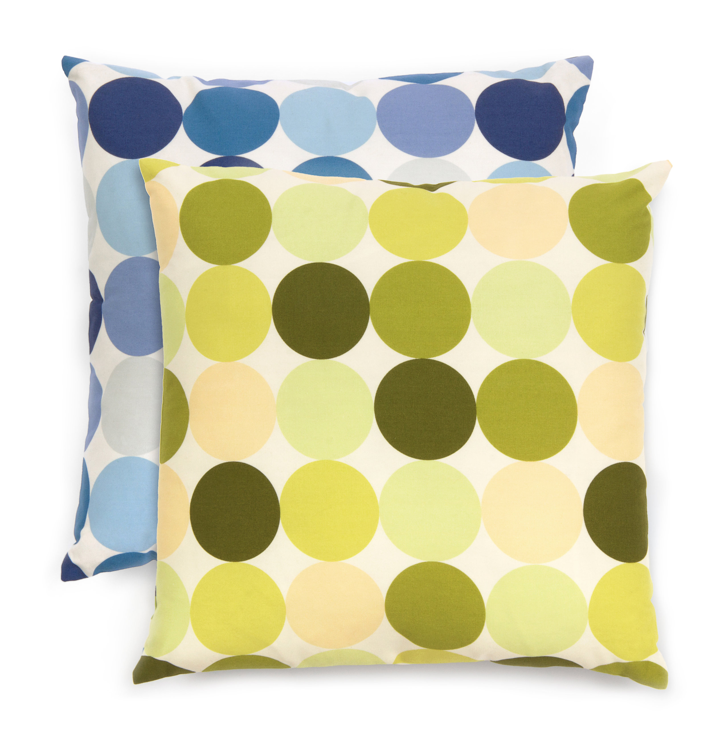 Canvas Prints Pillows   designed by  Robert Kaufman Fabrics,  made by Ramona Burke, featuring   Sevenberry: Canvas Prints