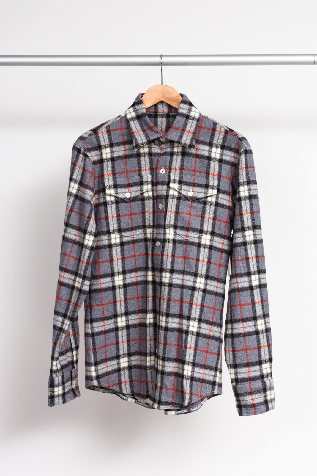 M6044  BY  MCCALL'S,   MAMMOTH FLANNEL