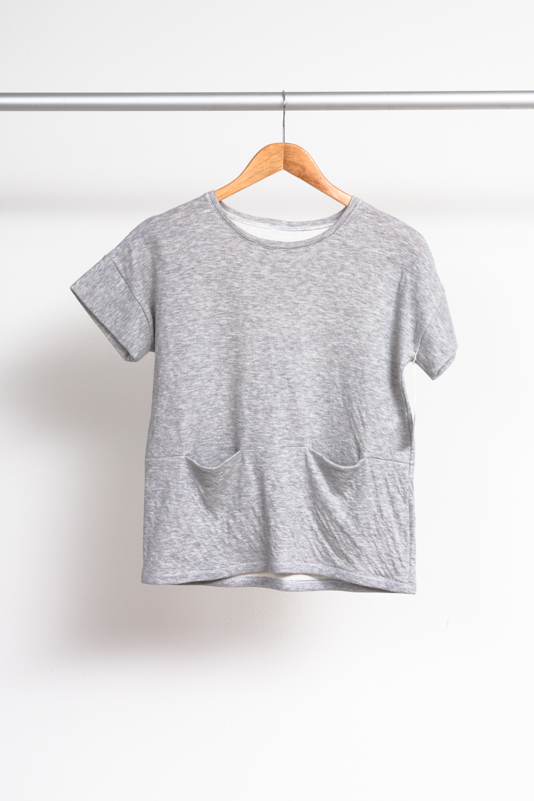BENTO TEE  BY  LIESL & CO ,  DOUBLE LAYER JERSEY